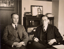 220px-C._H._Best_and_F._G._Banting_ca._1924