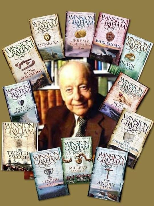 Image result for poldark books