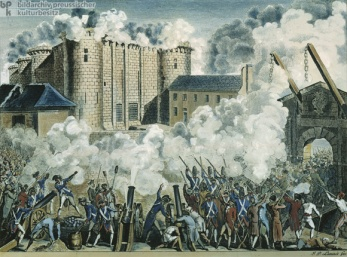 Image result for fall of the bastille