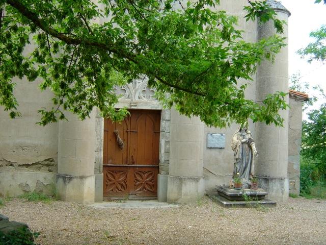Church&Statue
